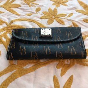 Wallet by Downey & Burke